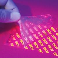 防伪荧光材料
